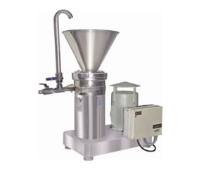 Heavy Duty Colloid Mill - Horizontal Drive