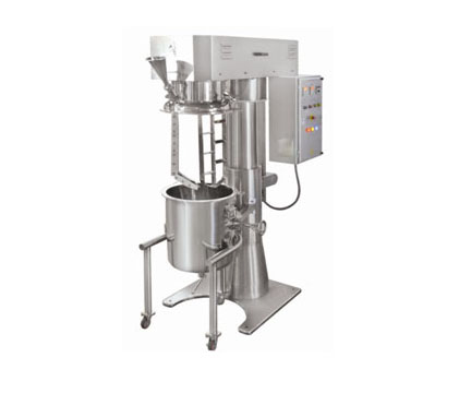 Planetary Mixer-100L with plain container