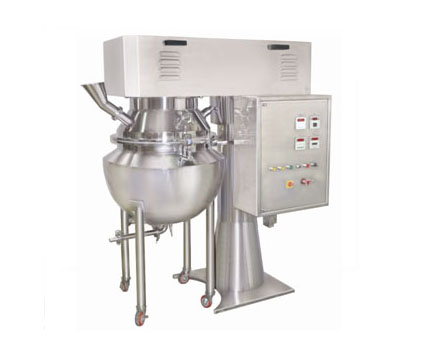 Planetary Mixer-300L with Jacketed Container